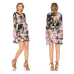 brand new Spell&the gypsy  floral mini dress